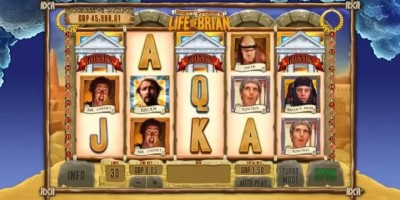 Join Brian's Followers in The Life of Brian Slot at Winner Casino