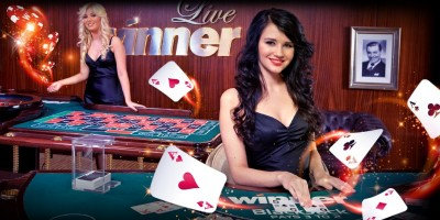 Enjoy Live Dealer Casino Cashback at Winner Casino