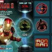 Iron Man 3 Scratch Card