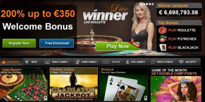 Winner Casino Offers Impressive Options and Generous Jackpot Rewards