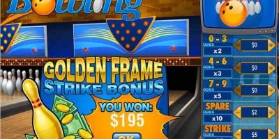 Bonus Bowling Arcade