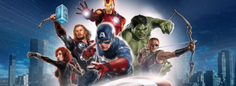 The Avengers Scratch