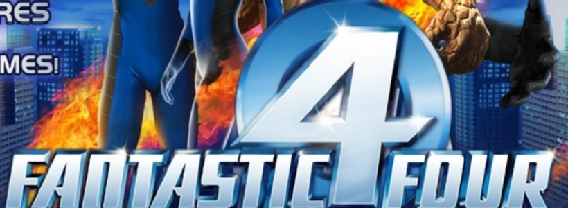 Suit Up And Mobilize With The Fantastic Four Slot