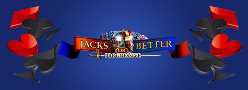Jacks or Better 10-line Jackpot Video Poker