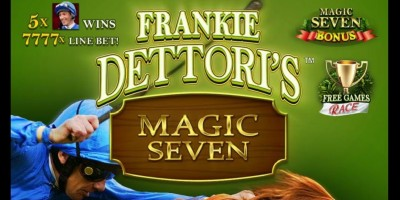 Frankie Dettori's Magic Seven Mobile Slot