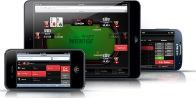 Winner Poker Is Available On Smartphones and Tablets