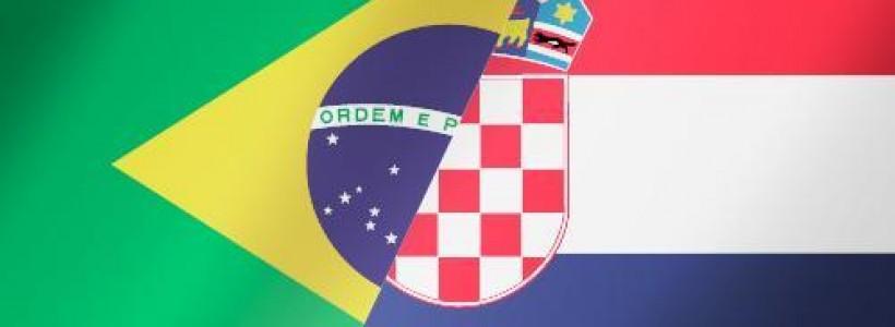 The 2014 FIFA World Cup Has Begun