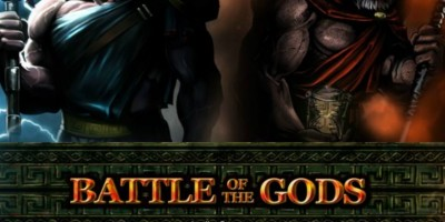 Fight in Battle of the Gods Slot at Winner Casino