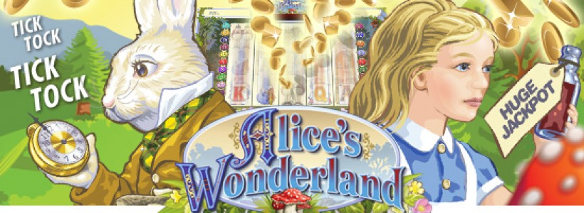 Alice's Wonderland Slot