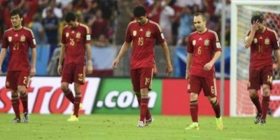 Spain, Australia and Cameroon Out