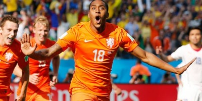 Mexico Through while Netherlands Dominate