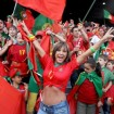 Portugal Scrapes a Draw While Belgium Progresses