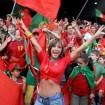 Portugal Scrapes a Draw While Belgium Progresses