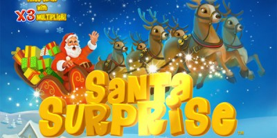 Enjoy Christmas Early with Santa Surprise Mobile Slot
