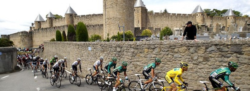 Second Rest Day for Tour De France Riders