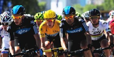 Tour de France Opening Action