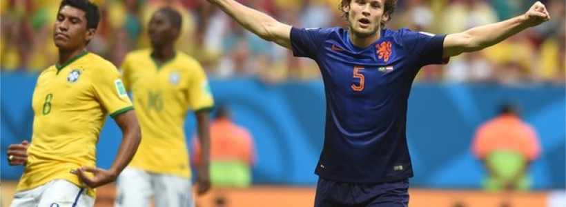 Netherlands Take Third Place
