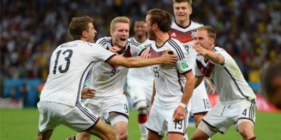 Germany Wins Fourth World Cup