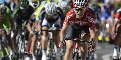 Tony Gallopin Wins Tour de France Stage 11