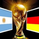 Germany vs. Argentina