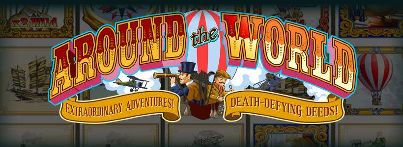 Join Phileas Fogg in Around the World Slot