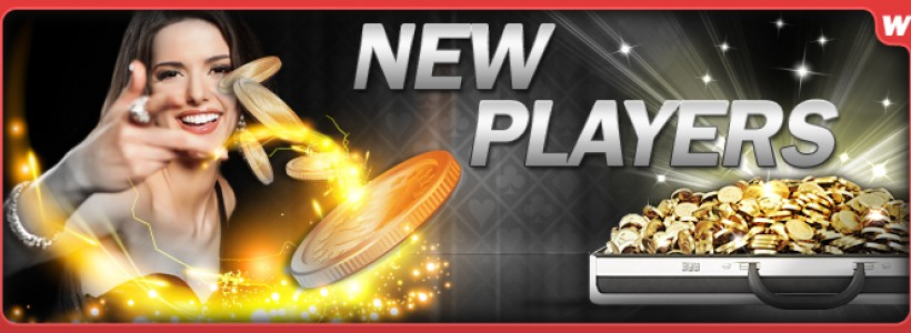 New Players at Winner Poker Get It All
