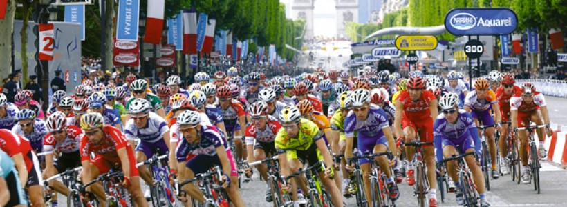First Rest Day for Tour de France