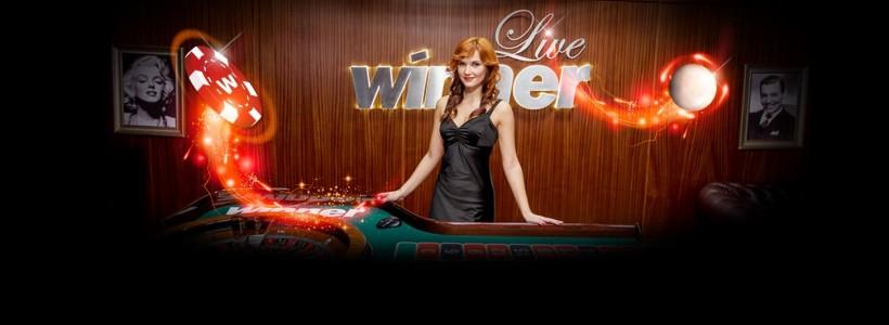 50% Refund at Winner Live Casino
