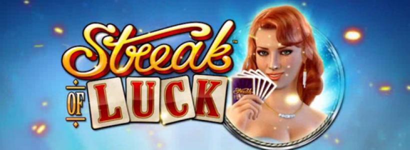 Streak of Luck Slot Arrives at Winner Casino