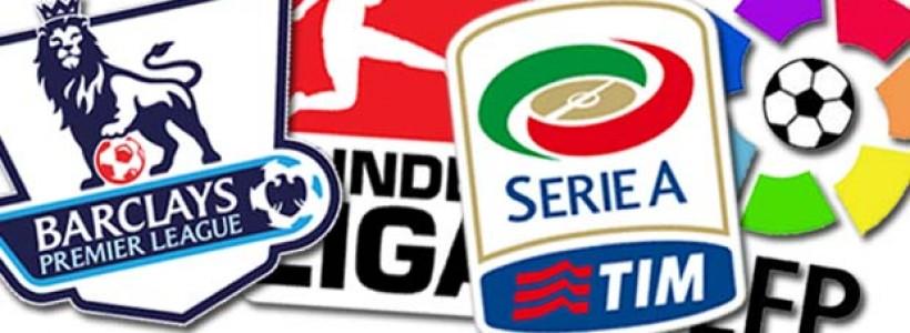 European Leagues in Full Swing