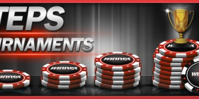 Steps Tournaments Offer Massive Rewards at Winner Poker