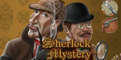 Help Solve Crimes in Sherlock Mystery Slot at Winner Casino