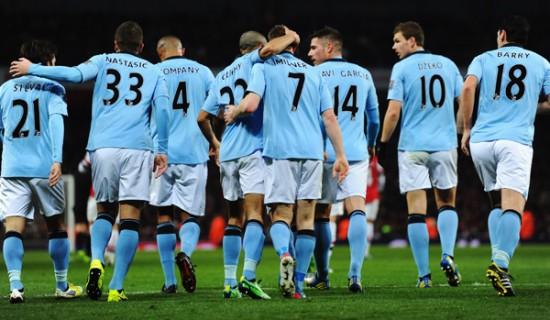 Man City 1/4 Favourites Defeat West Ham
