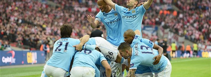 Manchester City 11/20 Favourite to Beat CSKA Moscow on Tuesday