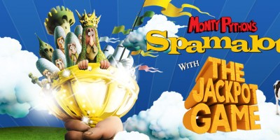 Play Risk Free Spamalot at Winner Casino