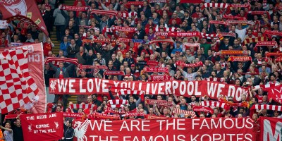 Liverpool 17/20 Favourite to Beat Crystal Palace on Sunday