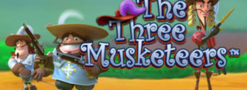 Go Adventuring with The Three Musketeers Slots