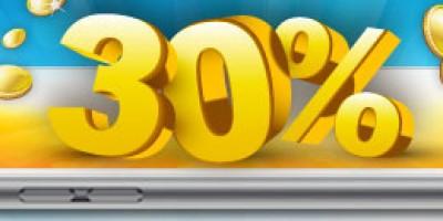 Mobile Deposit Bonuses at Winner Casino