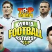 Take to the Pitch in World Football Stars 2014