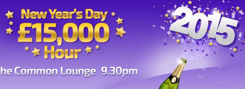 Win a Share of £15,000 at Winner Bingo
