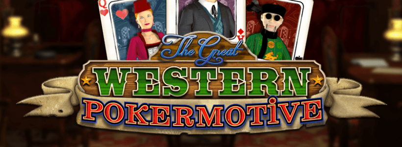 The Great Western Pokermotive Rolls into Winner Casino