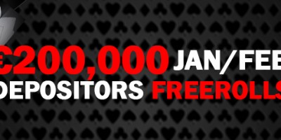 Win a Share of €200K Guaranteed at Winner Poker