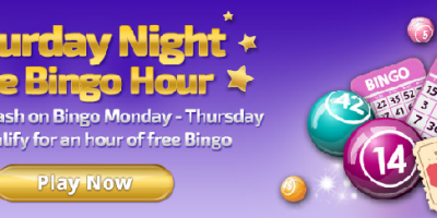 Free Saturday Night Bingo at Winner Bingo