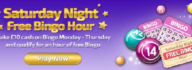 Free Saturday Night Bingo at Winner Bingo