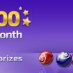 £100,000 Penny Bingo Month at Winner Bingo