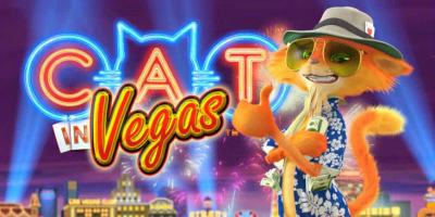 Winner Casino Sends Players to Vegas with Cat in Vegas Slot