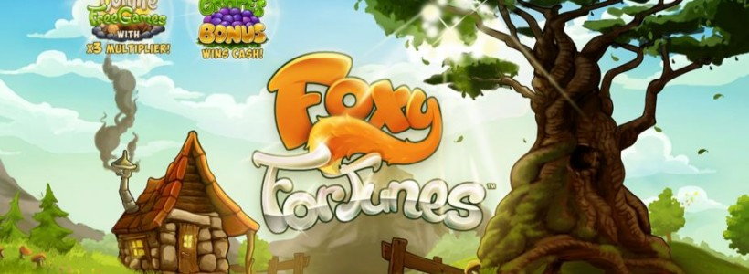 Go Camping with Winner Casino's Foxy Fortunes Slot