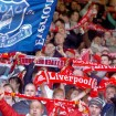Liverpool 6/5 Favourite to Win Merseyside Derby