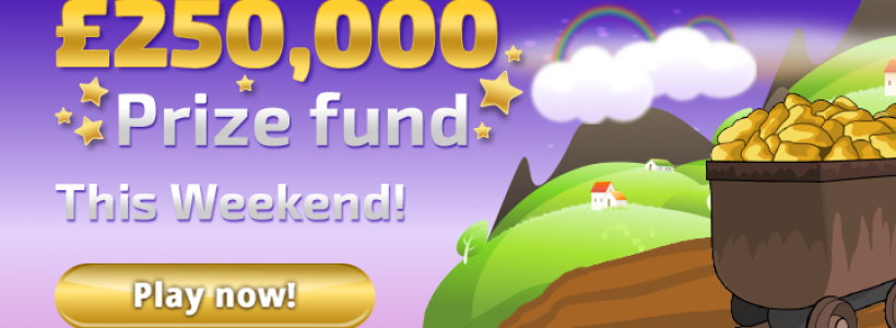 Winner a Share of £250,000 at Winner Bingo