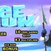 Enjoy Ice Run Slot at Winner Casino